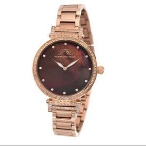 Porsamo Bleu Chantal Topaz Women's Luxury Watch